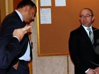 50 сторонников БЮТ требуют привлечь к ответственности Добкина и Кернеса