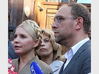 Защитник Тимошенко уличил Кузьмина во лжи
