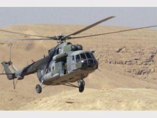В России разбился вертолет с чиновниками