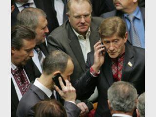 Коррупционная мораль: круговорот миллионов долларов в Верховной Раде