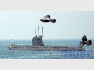 """Подводница """"Запоріжжя"""""""